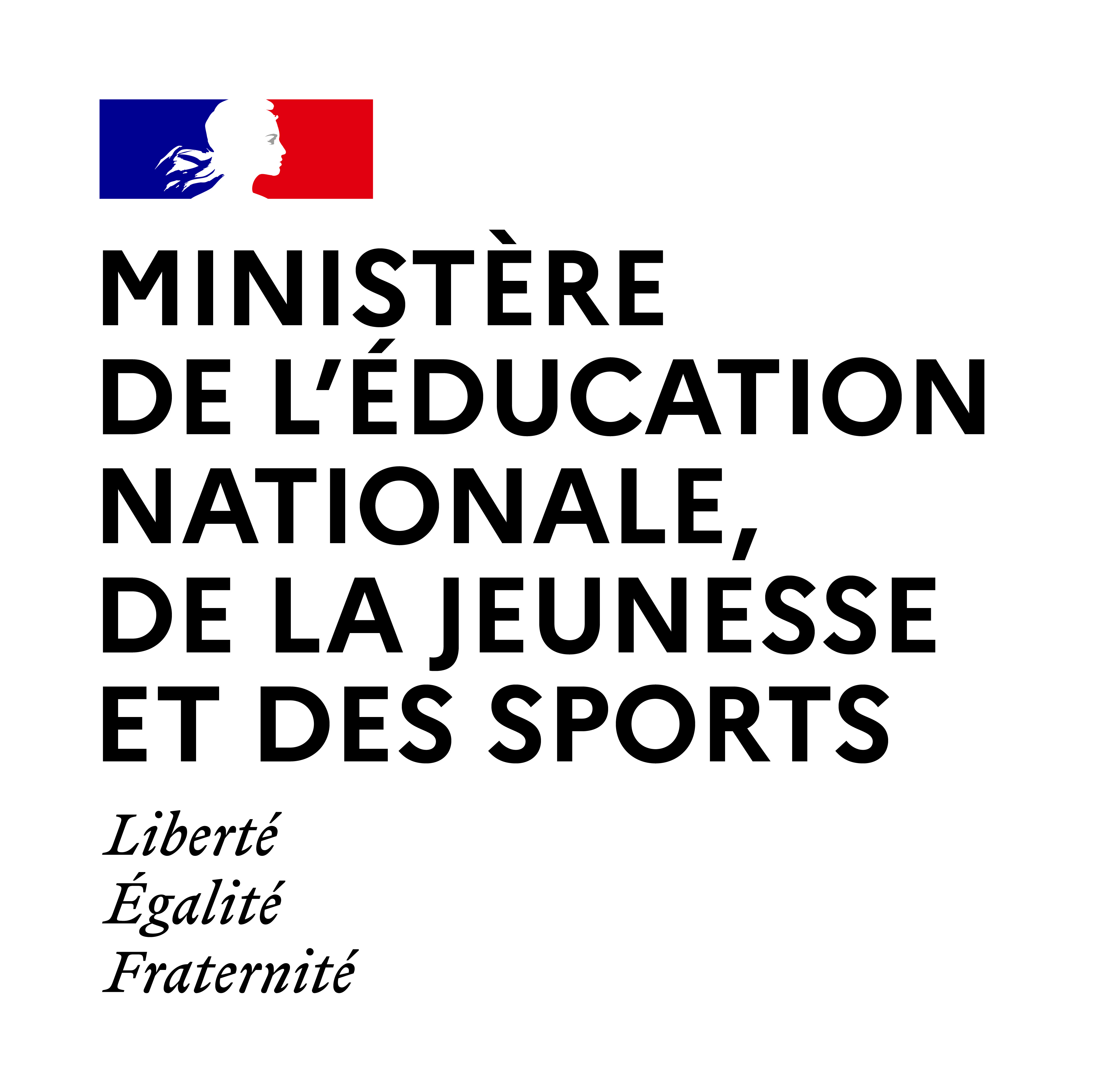 Ministere Education Nationale Jeunesse Sports